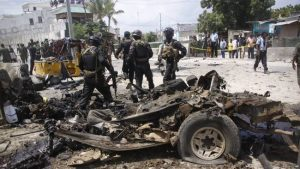 Jenderal Somalia dan Pengawalnya Tewas dalam Serangan Bom Mobil al Shabaab