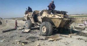 Taliban Hadang Konvoi Militer, 1 Tank dan 3 Apc Hancur, 16 Pasukan Tewas