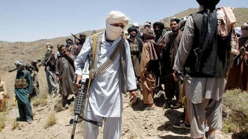 AS Sebut dalam 90 Hari Ibu Kota Afghanistan Bisa Jatuh Ke Tangan Taliban