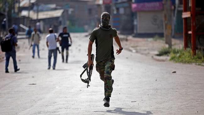 17 Tentara India Tewas dalam Serangan Mujahidin Kashmir di Pangkalan Militer