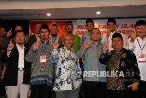 Sejumlah Ulama dan Tokoh Nasional Hadiri Silaturahim Akbar 'Doa Untuk Kepempimpinan Ibukota'