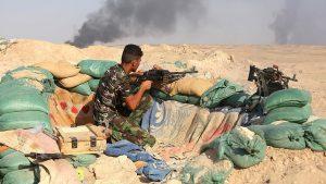 Milisi Syiah Saraya al Salam Serahkan Wilayah Tikrit ke Tentara Irak