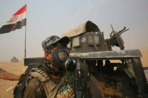 Pasukan Khusus Irak: 3 Mil lagi Tiba di Kota Mosul