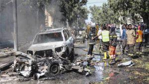 Al Shabaab Targetkan Badan Intelijen Dan Keamanan Somalia dengan Bom Mobil