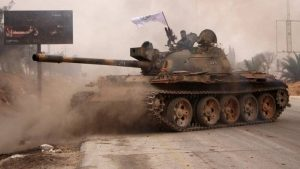Dua Koalisi Besar Faksi Jihad Suriah Bergabung, Luncurkan Serangan Baru di Aleppo
