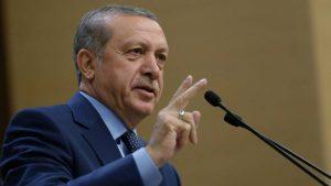 Erdogan Kutuk Kongres AS atas Hukum Jasta
