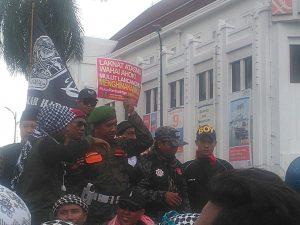 Yogyakarta Bergemuruh, Serukan Jihad Bantu Pribumi Betawi