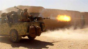 Operasi Militer Terbaru: Taliban Rebut Kabupaten Ghormach
