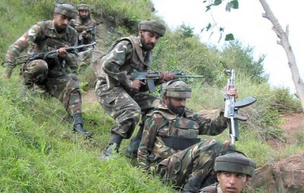 Tiga Tentara India Tewas dalam Bentrokan dengan Pejuang Kashmir