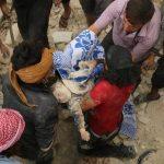 PBB: Pemboman Brutal Rusia dan Rezim Assad saat Rebut Aleppo adalah Kejahatan Perang