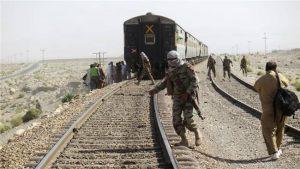 Separatis BLA Ledakan Kereta Penumpang Pakistan di Provinsi Quetta