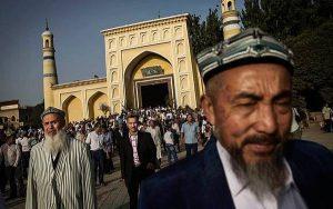 China Kirim 350 lebih Pejabat Pemantau Masjid dan Kegiatan Muslim Uyghur di Xinjiang