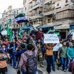 Warga sipil Aleppo Tolak untuk Meninggalkan Kota