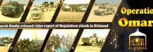 Al Emarah Studio Rilis Video Serangan Mujahidin di Helmand