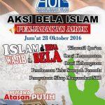 Ikutilah! Aksi Bela Islam 'Penjarakan Ahok' di NTB