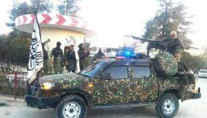 Operasi Kunduz: Mujahidin Taliban Kendalikan Titik-titik Strategis