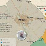 Pasukan Irak Rebut 74 Kota dan Desa dalam Sepekan Operasi Mosul