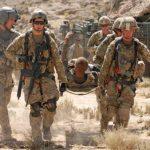 Dihantam Ranjau Darat Taliban, Sedikitnya 4 Pasukan AS Tewas di Dalam Tank Bajanya