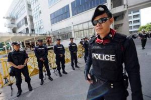 Ormas Islam Thailand Kecam Penangkapan 48 Mahasiswa Muslim oleh Polisi Bangkok