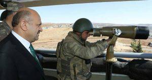 Dinding Beton Perbatasan Turki-Suriah akan Selesai pada Pertengahan 2017