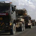Militer Turki Mulai Kirim Tank Dekat Perbatasan Irak