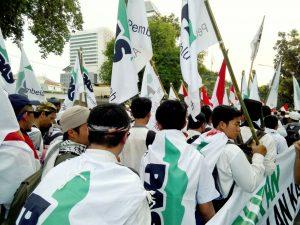 Ikuti Aksi 411, PAS Apresiasi Kepemimpinan Ulama dan Tekad Perjuangan Umat Islam
