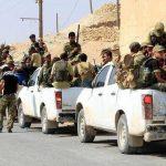 Pasukan Perisai Efrat Tiba di Gerbang Kota IS, al-Bab