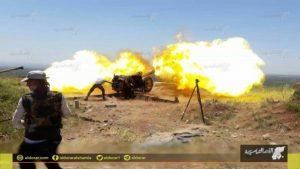 Koalisi Mujahidin Suriah Luncurkan Operasi Militer Baru di Barat Provinsi Rif Dimashq