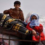 Menteri Irak: Tiap Hari 2.000 Warga Mosul Mengungsi