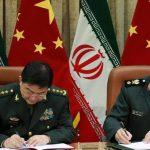 Iran dan China Tandatangani Nota Kesepahaman Militer dan Pertahanan