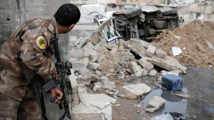 Milisi Syiah Irak Ambil Alih Bandara Tal Afar di Mosul dari IS