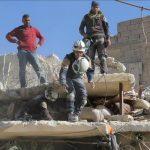 Dalam 48 Jam Serangan Udara Brutal Rusia Bunuh 94 Warga Sipil Aleppo