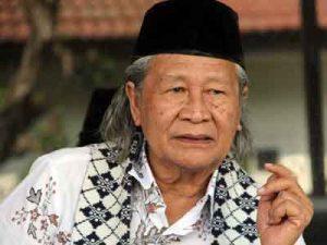 Ridwan Saidi: Kasus Ahok, Buat Jokowi Gelisah