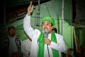 Habib Rizieq Minta Percepat Deklarasi Koalisi Keumatan