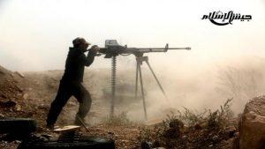 6 Hari Pertempuran di Ghouta Timur, Pasukan Assad Kalah Telak, 135 Tewas