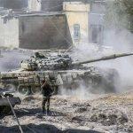 Pejuang Suriah Akhirnya Sepakati Gencatan Senjata Bersyarat di Daraa dengan Rusia