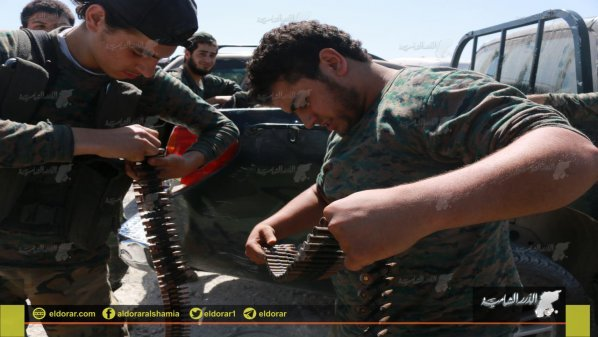82 Pasukan Assad Tewas pada Petempuran di Latakia, Aleppo dan Sekitarnya