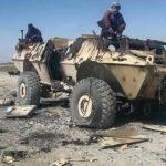 Taliban Hancurkan 3 Kendaraan Lapis Baja di Provinsi Logar, 11 Tewas