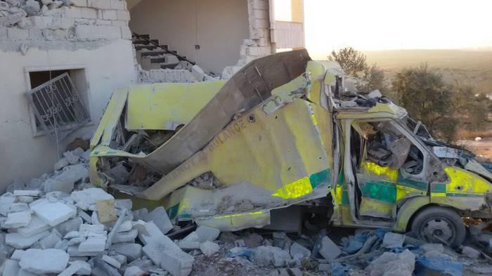 Salah Satu Rumah Sakit Tersisa di Aleppo Dirudal Jet Tempur Suriah-Rusia