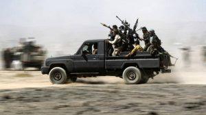Koalisi Arab Kembali Gempur Pemberontak Syiah Houthi di Perbatasaan, 28 Tewas