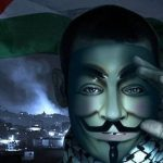 Anonymous Meretas Saluran TV Israel: Ini Hukuman dari Allah