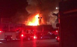 Lagi Dansa-dansa 24 Orang Tewas dalam Kebakaran di Ajang Musik Oakland