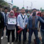 Gelar Aksi Peduli Korban Gempa, HMI Jakarta: Pemerintah Lambat Bantu Aceh