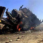 Taliban Hancurkan Mobil Tempur AS saat Menuju Pangkalan Militer