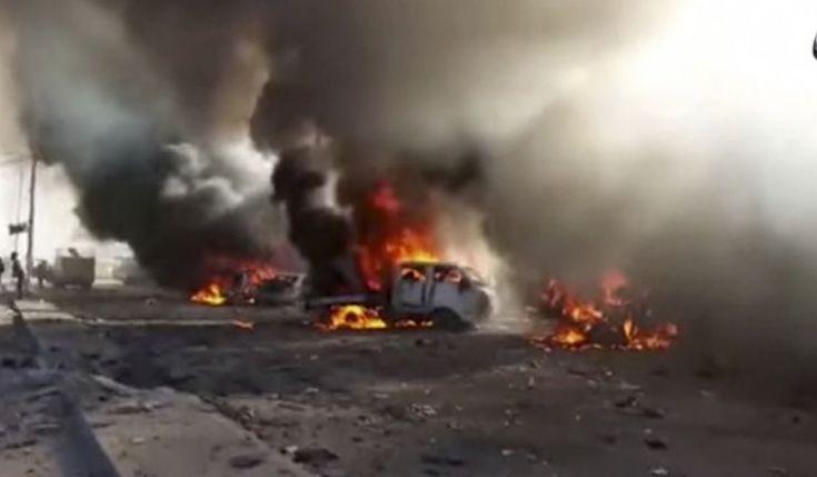 Dituduh Membom Puluhan Warga Sipil, Militer Irak: Itu Bom Propaganda