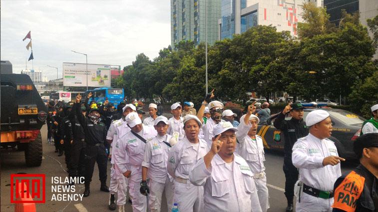 GNPF-MUI Siapkan Pengamanan pada Sidang Ahok