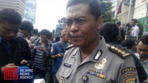 Polisi Klaim Tangkap 570 Pelajar yang Ikut Aksi di DPR