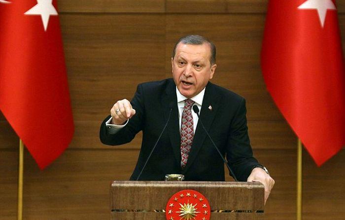 Erdogan: Kami Tidak Akan Pernah Akui Yerusalem Sebagai Ibukota Israel