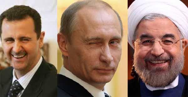 Mengapa Iran Tingkatkan Perannya di Suriah?