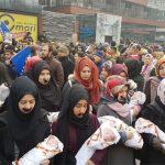 Aksi Muslim Bosnia Mengutuk Pembantaian Warga Aleppo oleh Rezim Assad
